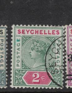 Seychelles SG 9 Glover Flaw VFU (6dwg)