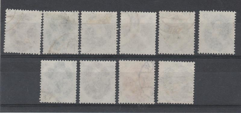 EAST GERMANY 1950 250TH ANNIVERSARY SCIENTISTS SET