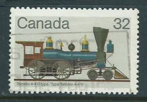 Canada  SG 1107 Used