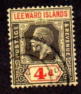 LEEWARD ISLANDS 73 USED SCV $24.00 BIN $9.60 ROYALTY