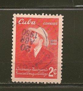 Cuba 441 Collazo Used