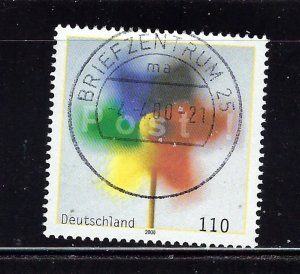 Germany 2078 Used 2000 Pin Wheel