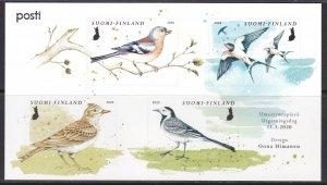 Finland, Fauna, Birds MNH / 2020