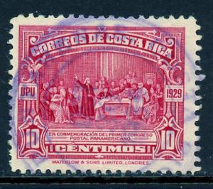 Costa Rica 123 Used
