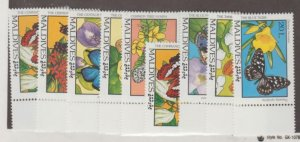 Maldive Islands Scott #1893//1904 Stamps - Mint NH Set