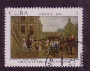 Cuba Sc. # 2234 CTO