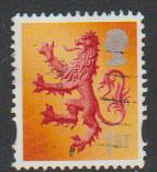 Great Britain Scotland SG S110  Used