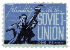 (I.B) Cinderella Collection : Soviet Union Friendship 1d