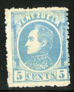 VENEZUELA 68 (2) PROBABLY FAKE M NO GUM SCV $15.00 BIN $2.50
