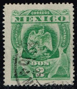 Mexico #305 Coat of Arms; Used (0.35)