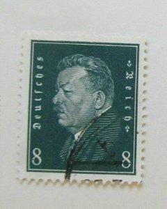 A8P51F215 Deutsches Reich Allemagne Germany 1928 8pf fine used stamp