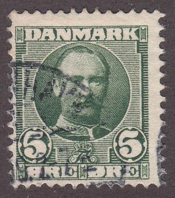 Denmark 72 King Frederick VIII 1907