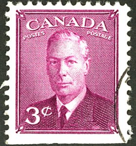 CANADA #286 USED
