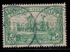 German East Africa 1900 SC 80 Used SCV$ 80.00