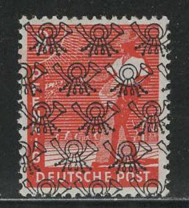Germany AM Post Scott # 619, mint nh