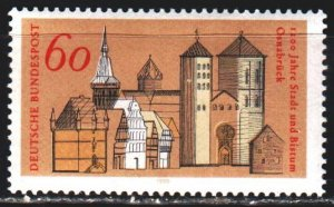Germany. 1980. 1035. Churches, religion. MNH.