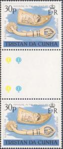 Tristan da Cunha Scott 436 Mint never hinged.