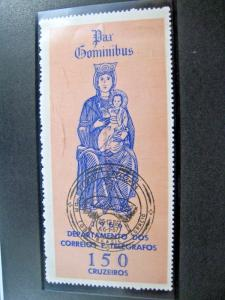 BRAZIL  SCOTT #1031a  - 1967  VF/Used     (apsB5)