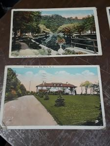 Old 1920's Post Cards