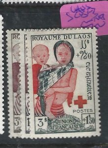 LAOS  (P1107B)  RED CROSS  SC B1  MNH