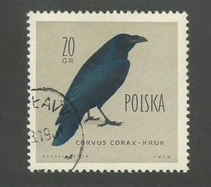 1960 Poland Scott Catalog Number 936 Used