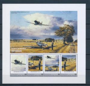 [81199] Young Isl. St. Vincent 2011 WWII Battle of Britain Sheet MNH