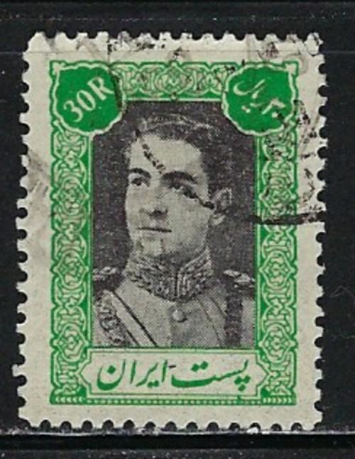 Iran 905 Used 1944 issue