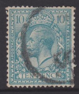 Great Britain Sc#171 Used Nibbed Perfs