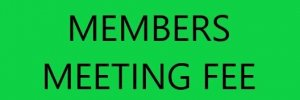 SnailMail Stamp Clubs - Meeting Fee for Members