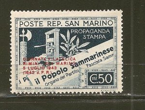 San Marino 214 Mint Hinged
