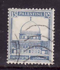Palestine-Sc#76- id5-used 15m ultra-1932-