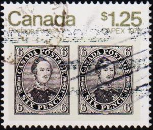 Canada.1978 $1.25 S.G.916 Fine Used