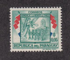 Paraguay Scott #508 MNH