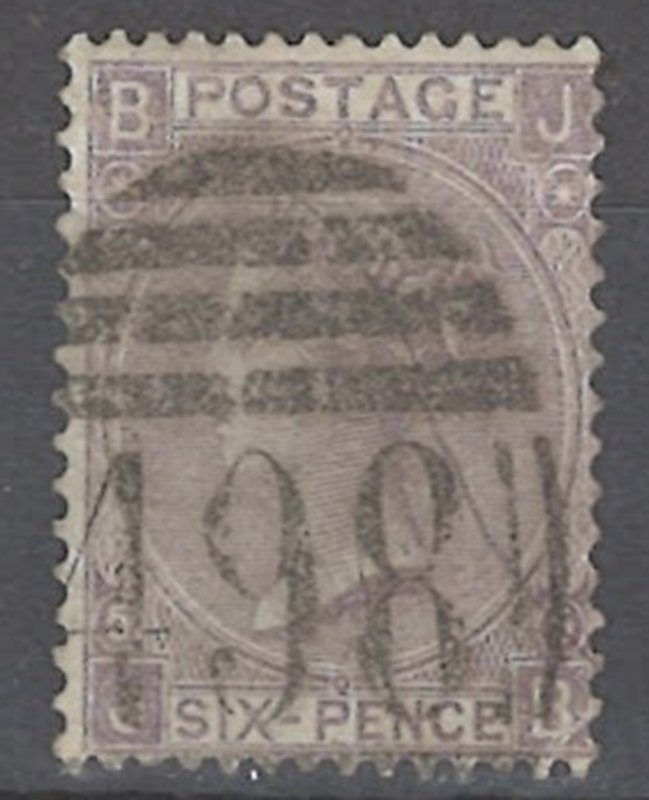 COLLECTION LOT # 2211 GREAT BRITAIN #45p5 1865 CV=$100