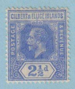 GILBERT & ELLICE ISLANDS 17  MINT HINGED OG * NO FAULTS EXTRA FINE!