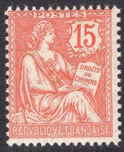FRANCE SCOTT 134