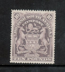 Rhodesia #75 (SG #93) Very Fine Never Hinged - Signed Dienna