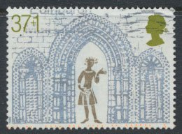 Great Britain SG 1466 SC# 1294B5  Used Christmas 1989 Ely Cathedral  see deta...