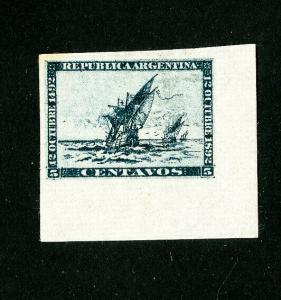 Argentina Stamps # 91 XF Proof