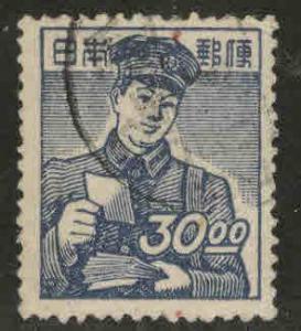 JAPAN Scott 434 Used stamp