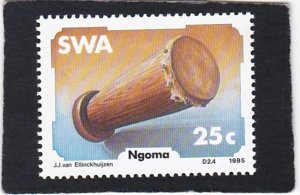 South West Africa,  #   549    unused