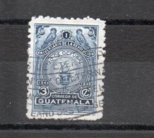Guatemala 313 used