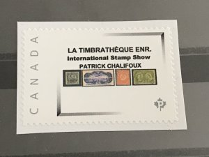 Canada Post Picture Postage * La Timbratheque Stamps Company * *P* denomination
