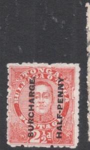 Tonga SG 29 MOG (7dkf)