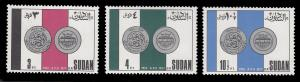 Sudan 305 - 307 MNH