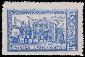 Afghanistan Scott 336 (1942) Mint NH VF B