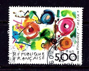 France 2137 Used 1988 issue