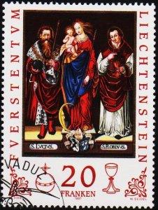 Liechtenstein. 1997 20f S.G.1152 Fine Used