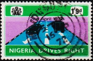 Nigeria. 1972 1s9d S.G.275 Fine Used