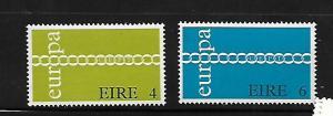 IRELAND, 305-306,  MNH, EUROPA 1971